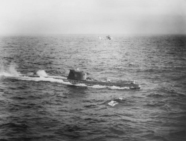 Soviet submarine B-59