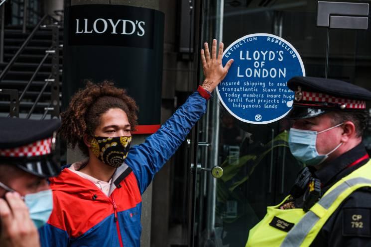 Climate Protester; Ehimetalor Akhere Unuabona on Unsplash