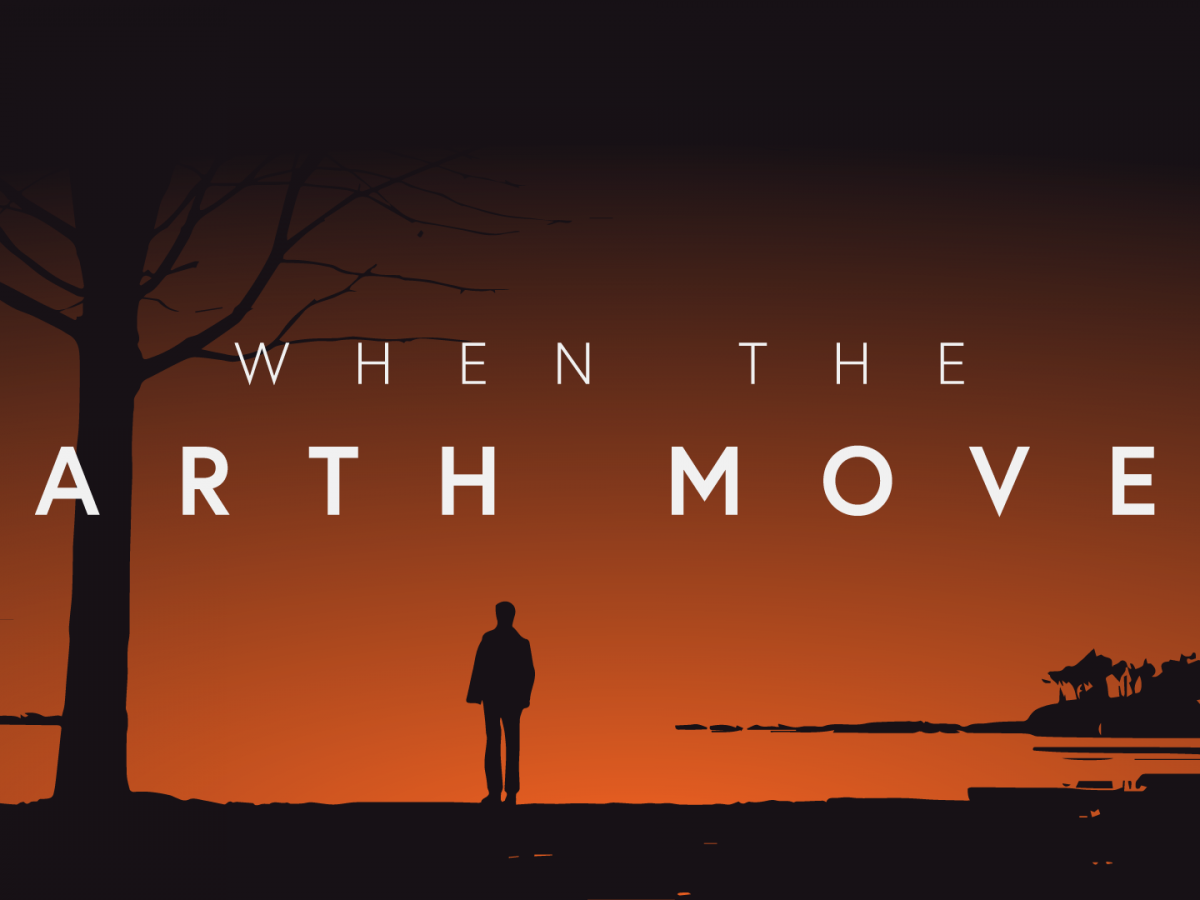 When The Earth Moves Film Poster