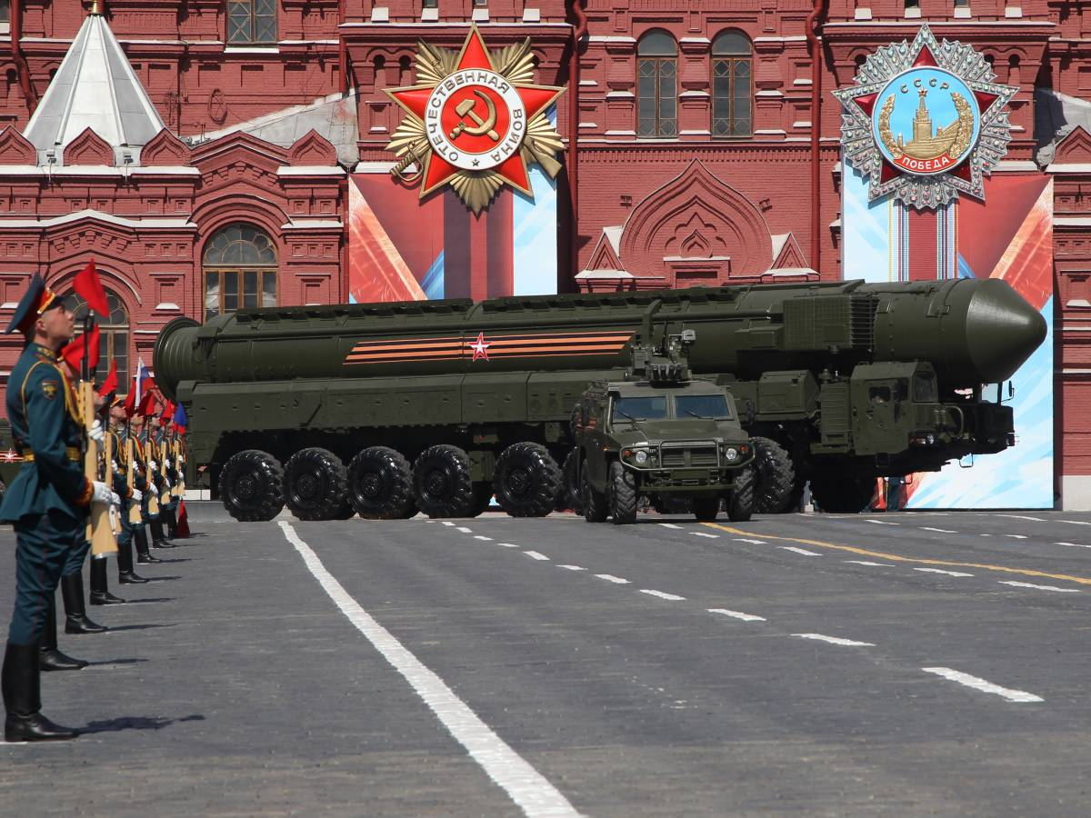missile in red square